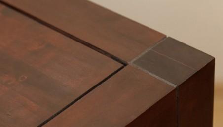 Noční stolek - voskovaný