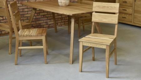 Kulatý jídelní stůl + 4 židle