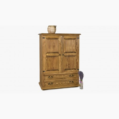 Noční stolek z dubu - TYP 82