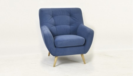 Moderní dubová židle
