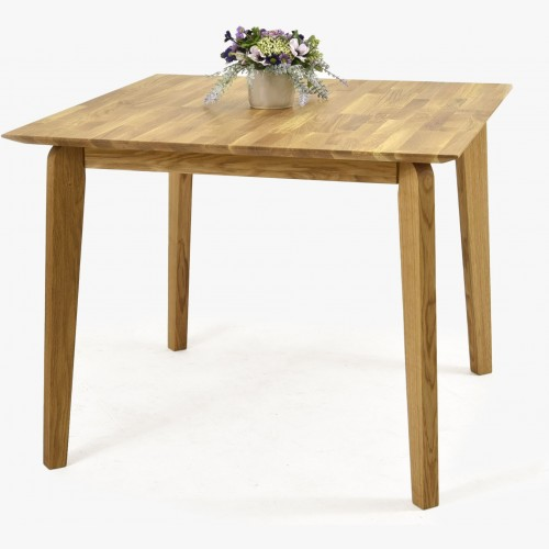 Dubový stůl čtvereční, Liam