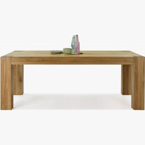 Dubový stůl jídelný masívu DUB - George