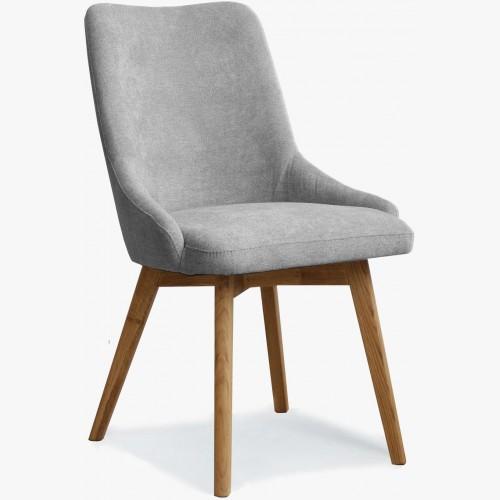 Designově čalouněná židle Lara