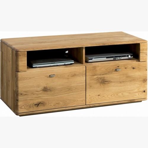 Kratší televizní stolek z dubu, Texas 21