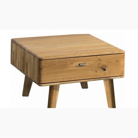 Masivní stůl do jídelny a židle