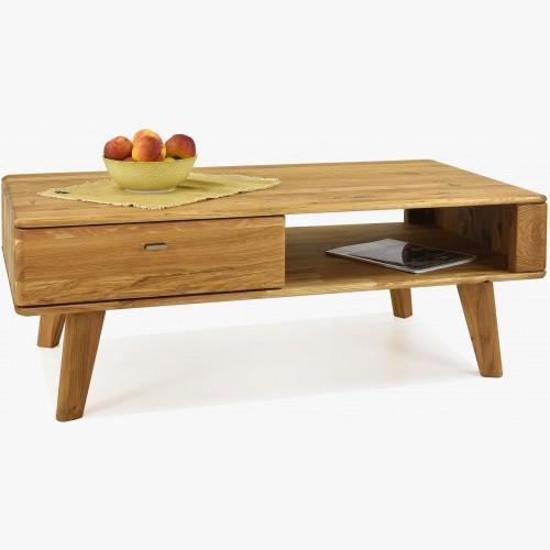 Retro konferenční stůl z dubu, Texas typ 67