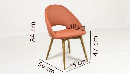 Židle do kuchyně včetně stolu masiv