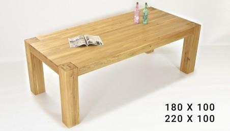 Dubová jídelní židle ALA