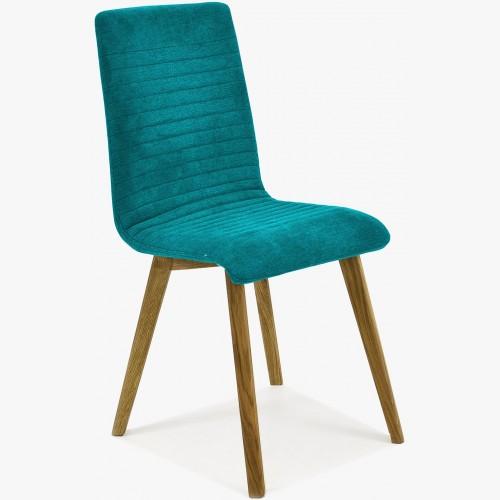 Židle do kuchyně - tyrkysová, Arosa - Lara