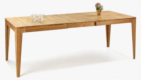 Luxusní nábytek do jídelny, stůl george dub + virginia