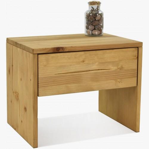 Smrkový noční stolek Matuš