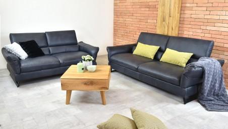 Jídelní židle skandinávský styl, barva šedá Arona
