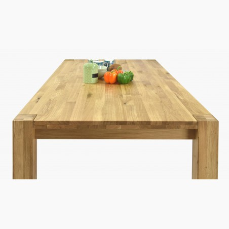Čalouněná jídelní židle Ján, zelená