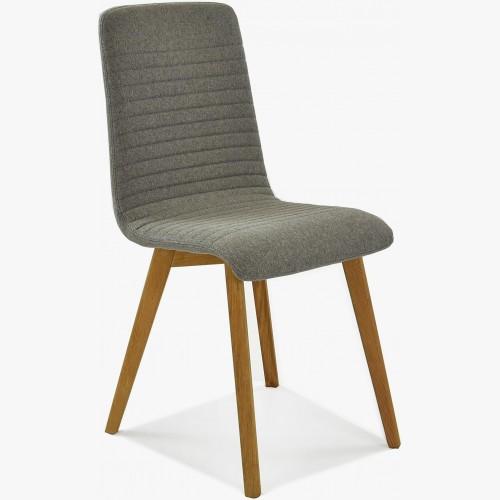 AKCE Židle do kuchyně - šedá , Arosa - Lara Design