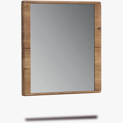 Zrcadlo s dubovým rámem, Denver 50