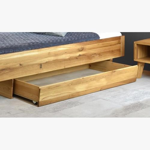 Úložný prostor pod postel Stockholm dub