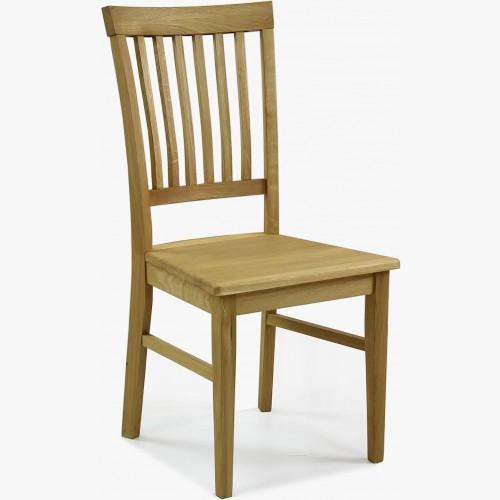 Masivní židle dubová, Rain