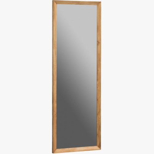 Zrcadlo s dubovým rámem - obdélníková, Vigo 51