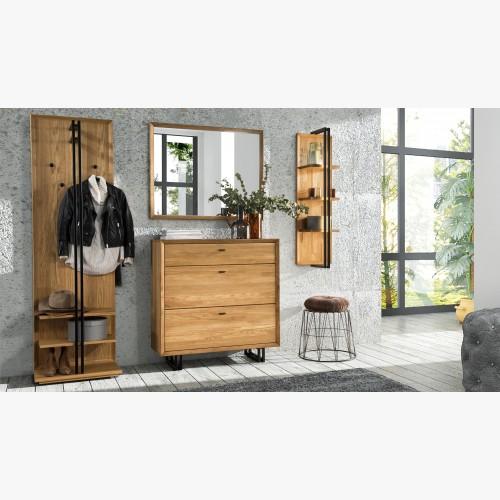 Sestava nábytku do chodby dřevo dub, Vigo
