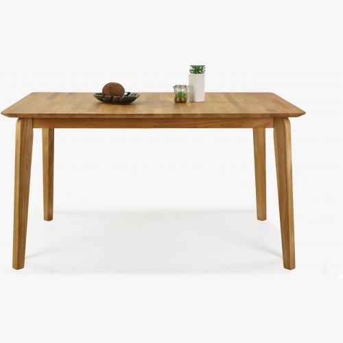 Stůl masiv dub 140 x 90, Liam