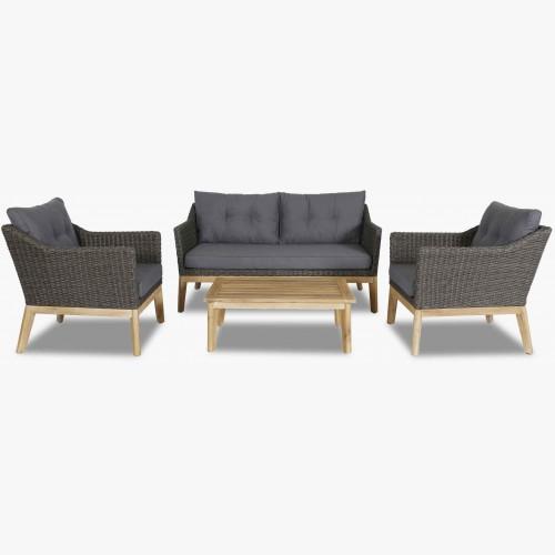 Ratanový nábytek na terasu