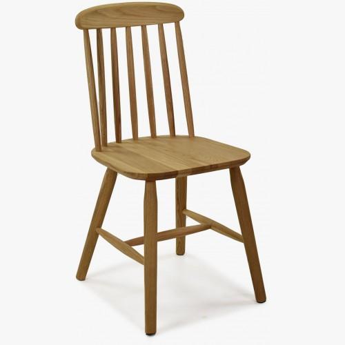 Celomasivní dubová židle...