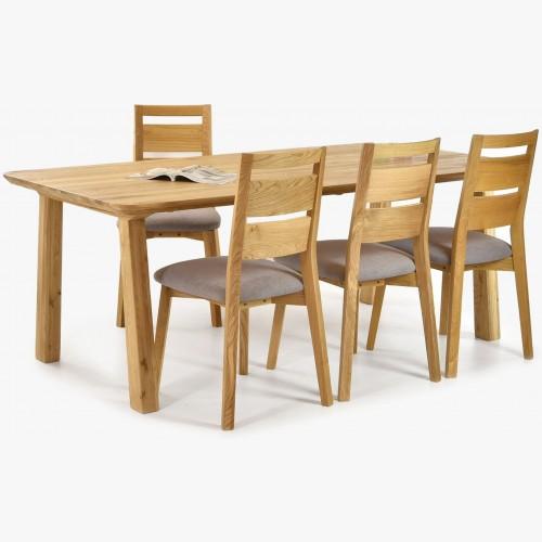 Jídelní stůl masiv Tina +...
