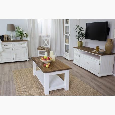 Akciová luxusní obývací sestava z dubu