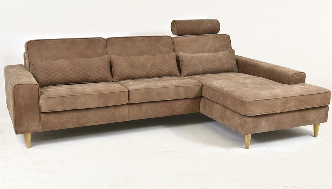 Jídelní židle dub VINTAGE - žlutá 009 2028