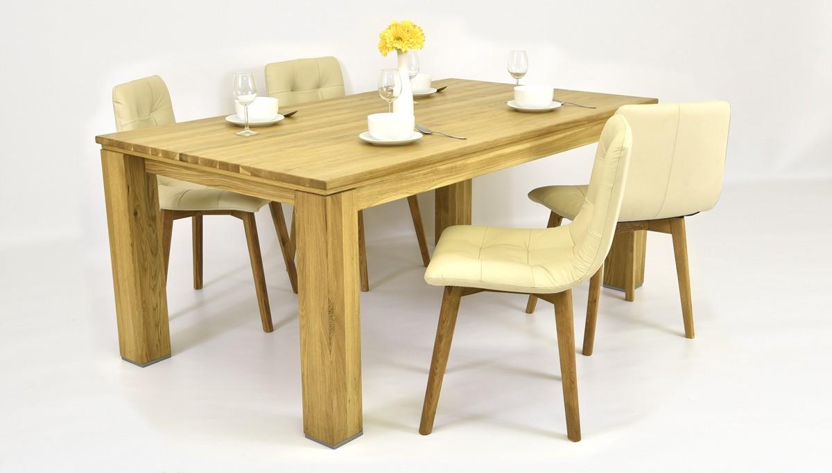 Tölgyfa asztal - ovális GOLEM